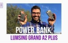 10 cosas que debes saber del power bank Lumsing con USB-C
