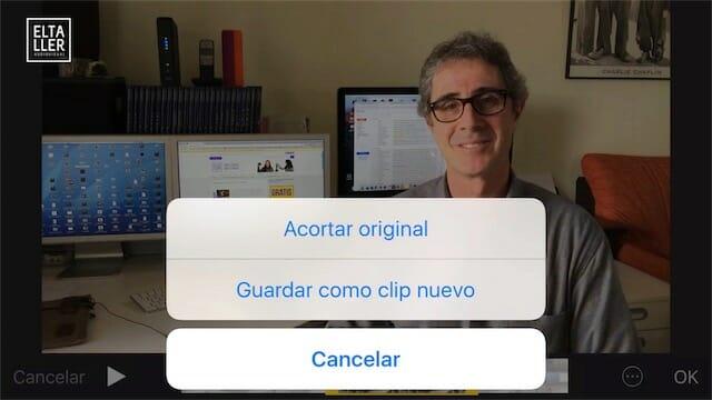 Cómo recortar vídeos con el móvil