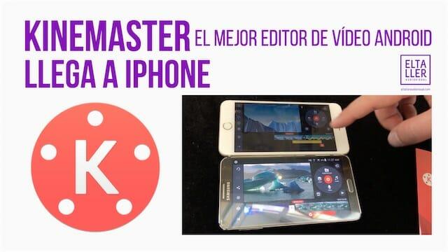 El mejor editor de vídeo Android