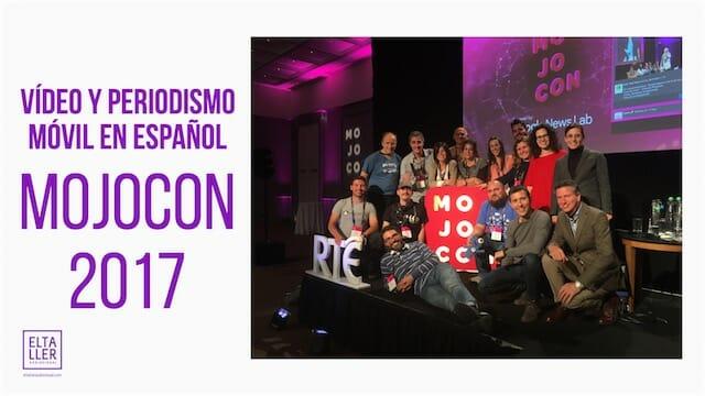 Periodismo móvil de España y Latinoamérica