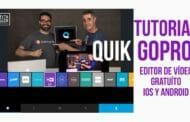 Quik GoPro, editor de vídeo para móviles y PC – Tutorial en directo