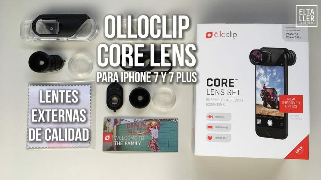 size 40 a530d f7e98 Lentes externas de calidad para tu iPhone 7 y 7 plus: Review Olloclip