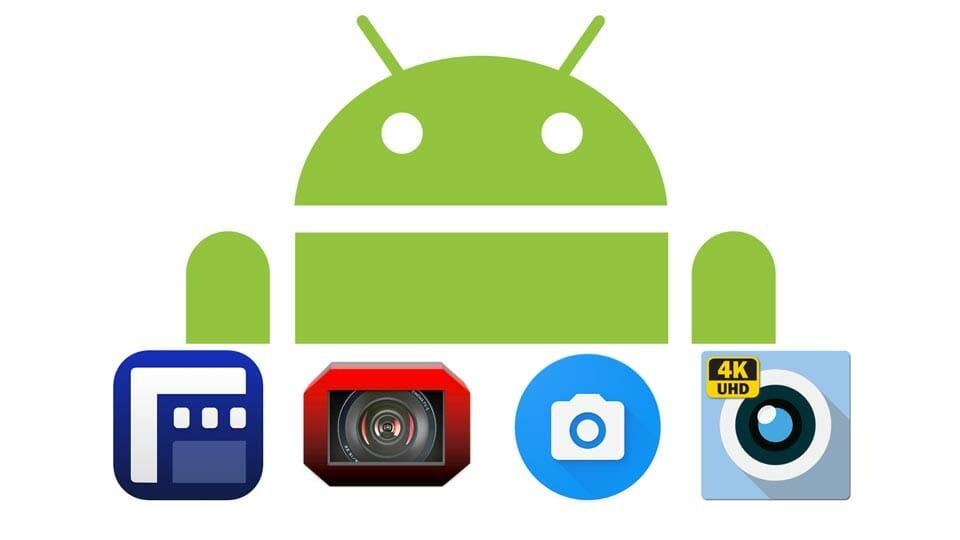Aplicaciones de terceros para mejorar las grabaciones de vídeo con dispositivos Android