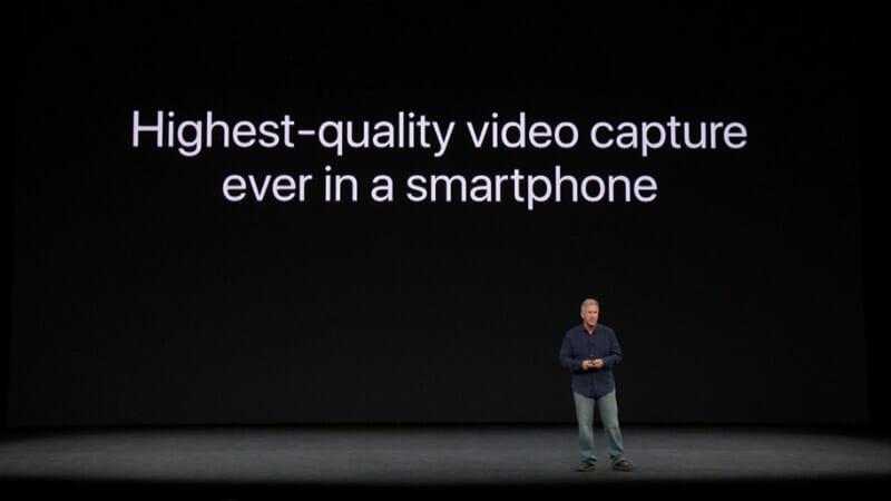 Los móviles con mejor grabación de vídeo hasta la fecha: iPhone 8 y iPhone X