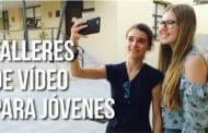 Talleres de Vídeo con Móviles para Jóvenes #MóvilON