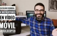 Shoulderpod y el catálogo mundial de instructores en vídeo móvil