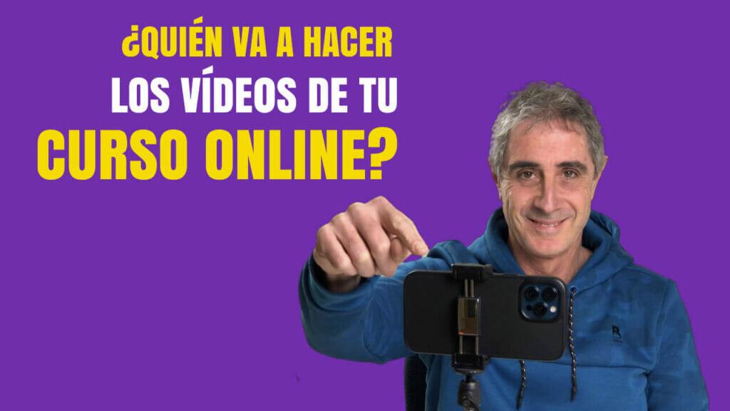 vídeos curso online